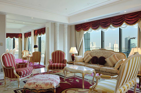 Harbor Royal Suite