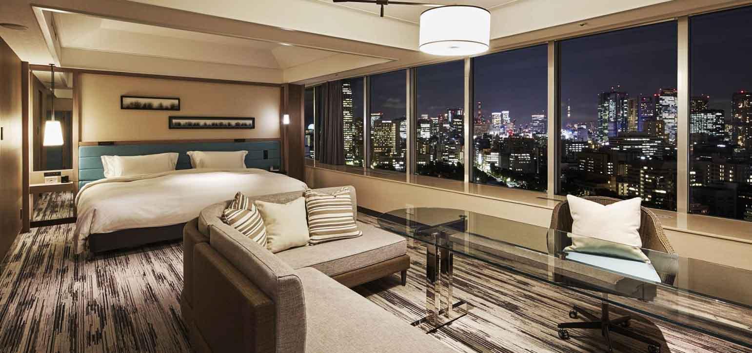 Panoramic Jr. Suite King