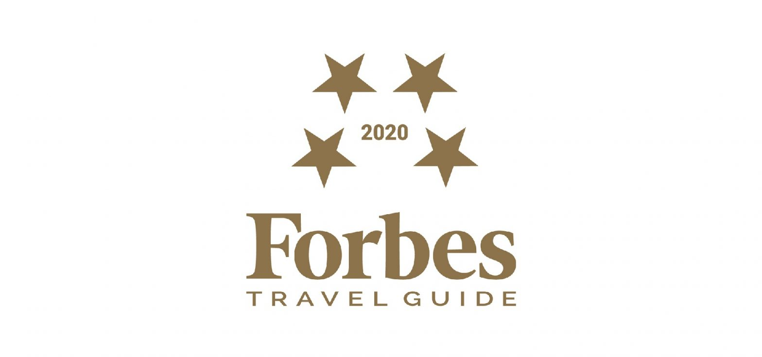 """Forbes Travel Guide 2020"" Awarded 4 stars for the first time"