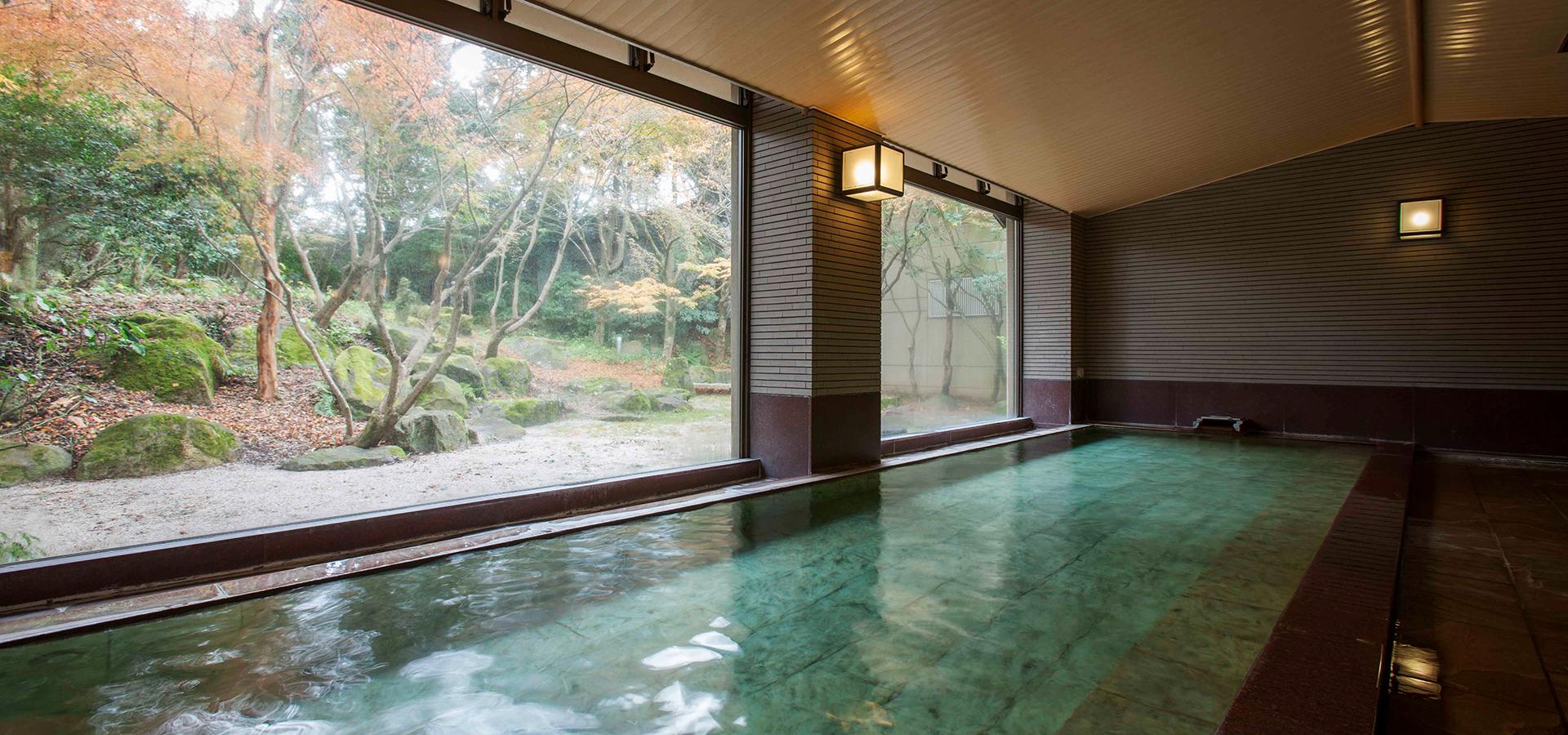 室內溫泉浴場(別館)