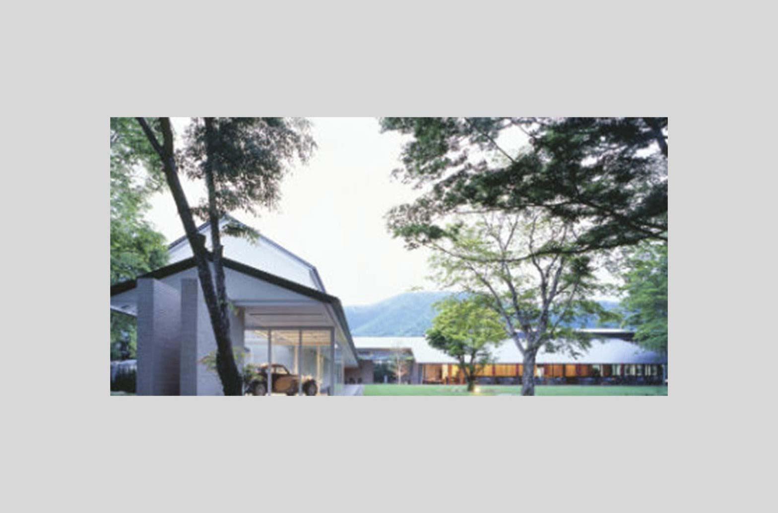 箱根Lalique美术馆