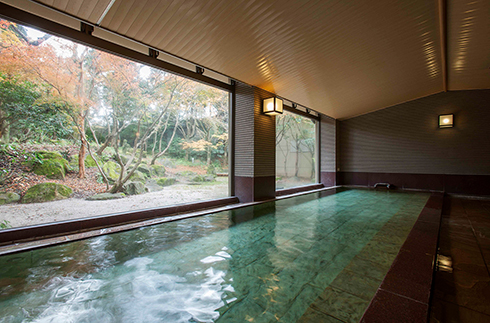室内温泉浴池(别馆)