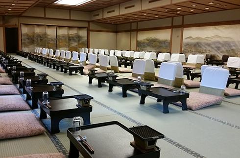 "Main Banquet Hall ""Ho-O-no-Ma"""