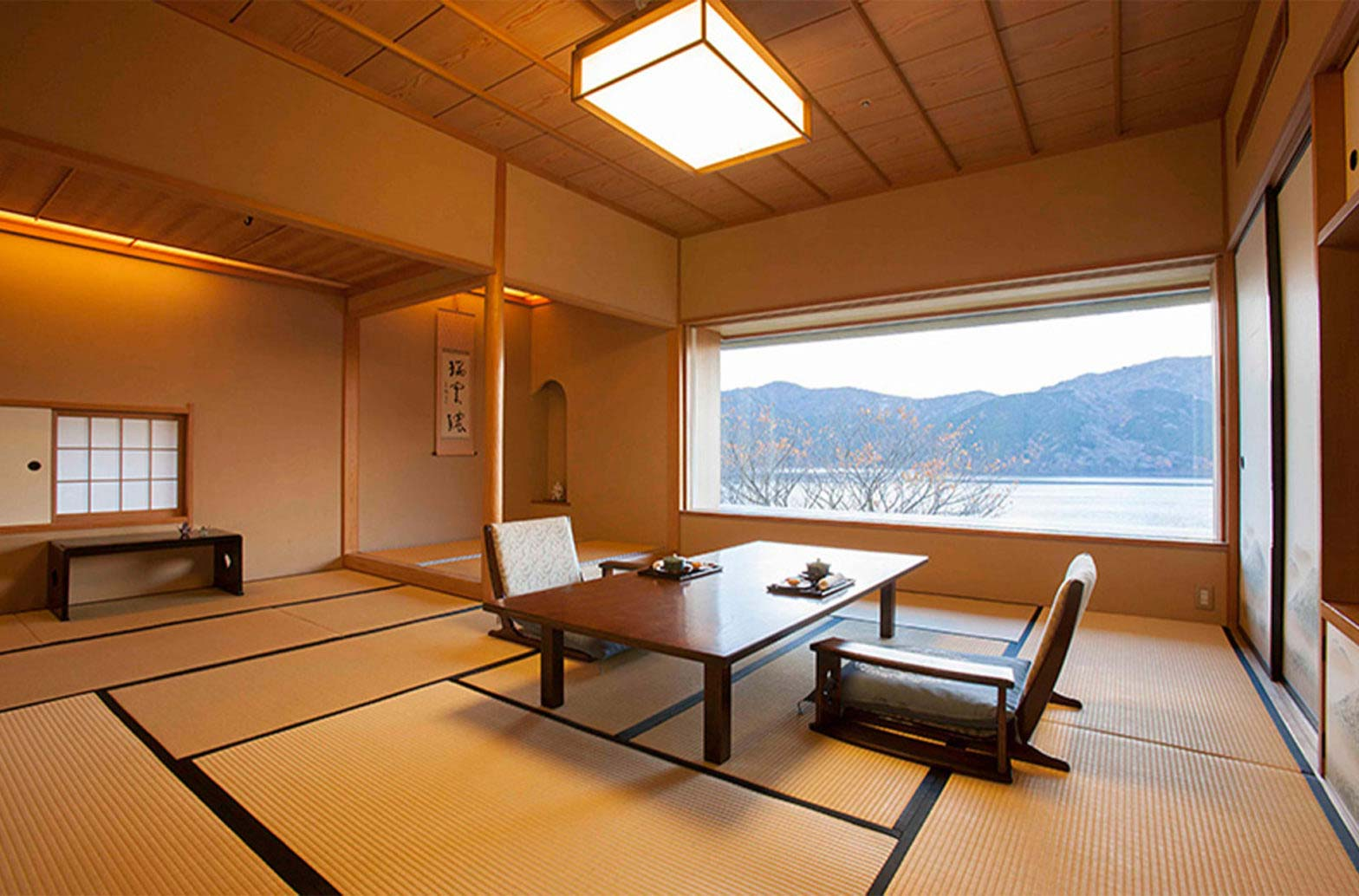 Special Japanese-style Tatami Rooms