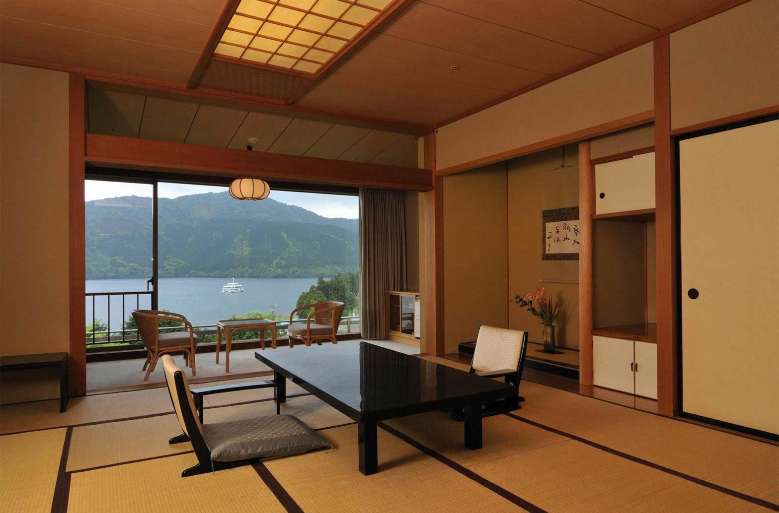 Standard Japanese-style Tatami Rooms
