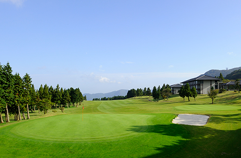 箱根汤之花高尔夫球场