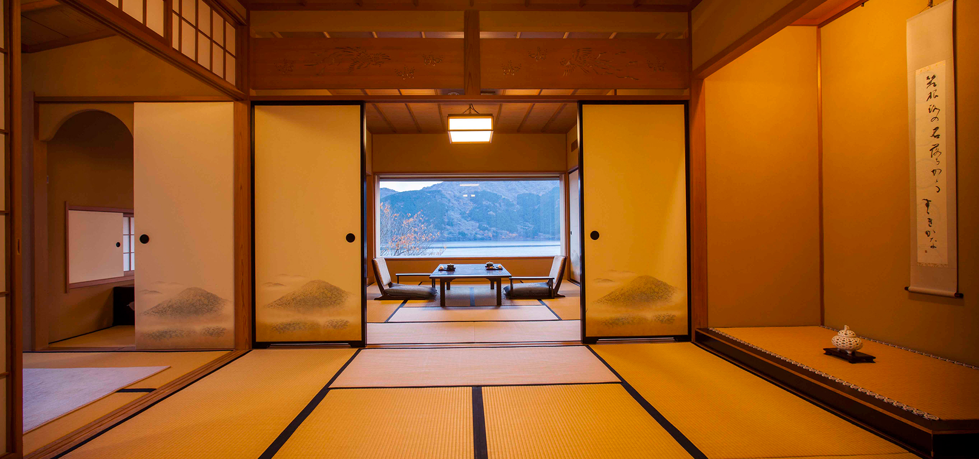 Special Japanese-style Tatami Room