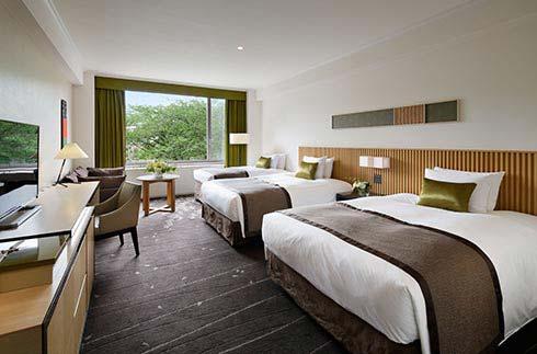 豪華雙床房 加1張床