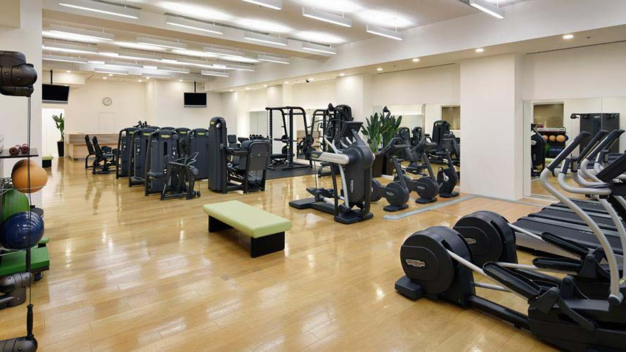 Guidance of fitness gym