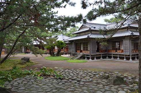 누마즈 고요테이 기념공원