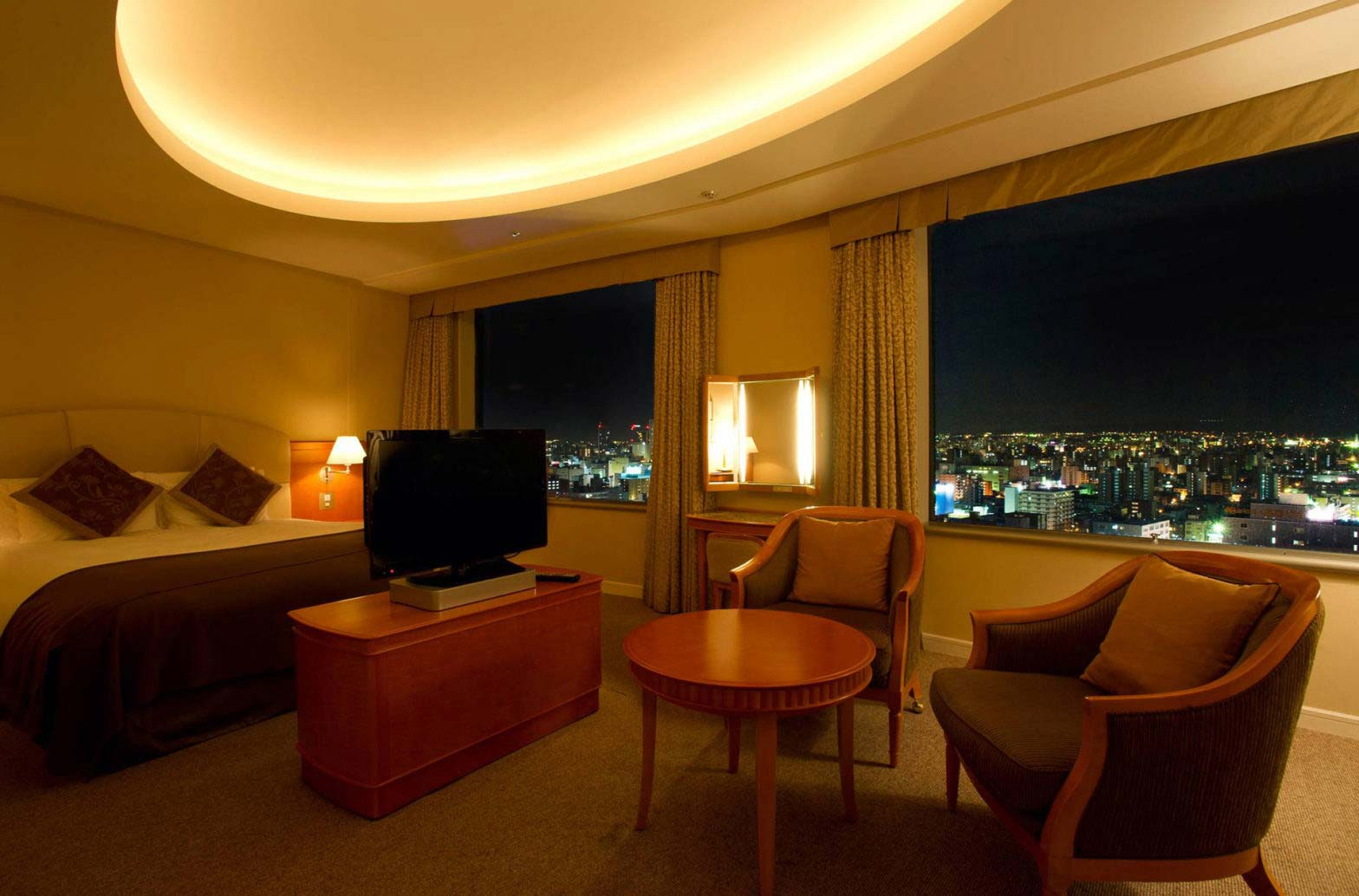 Deluxe Double Room (22F – 27F)