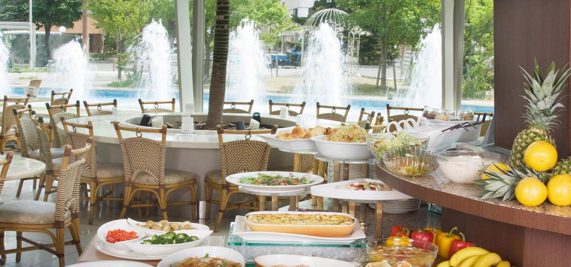 Buffet Restaurant, Hapuna