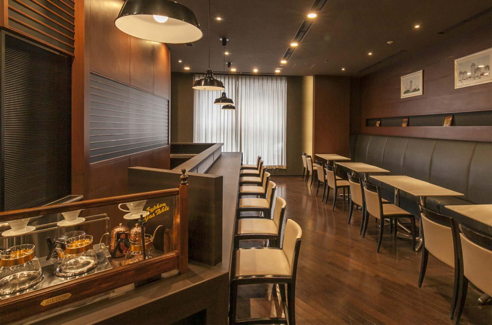 Miyanomori Coffee Sapporo Prince Hotel Cafe