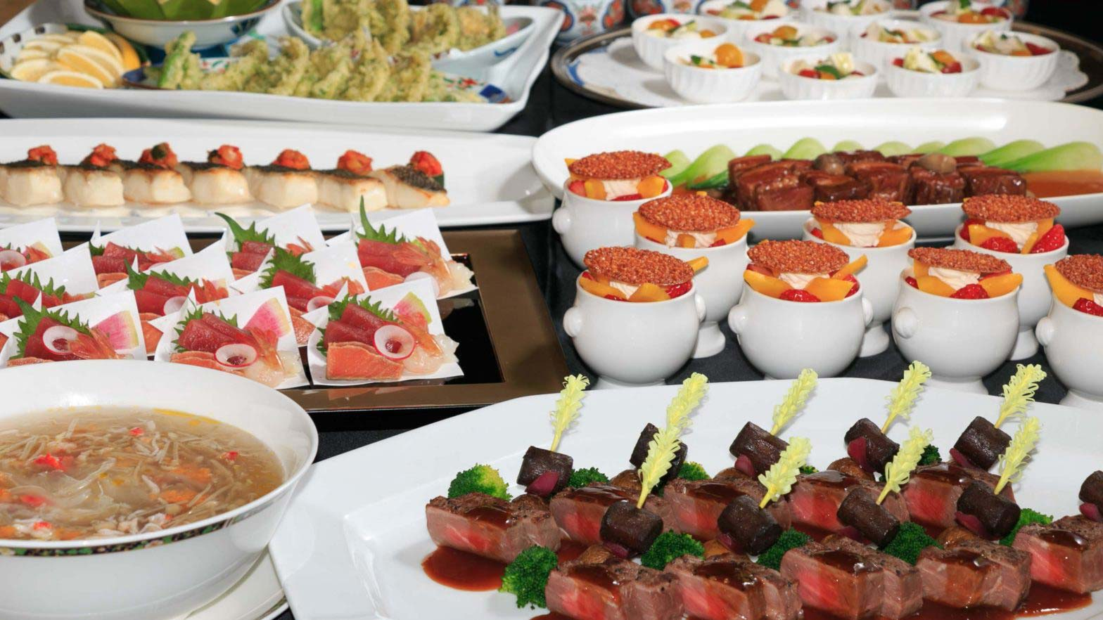 Kokusaikan Pamir Banquet Plan