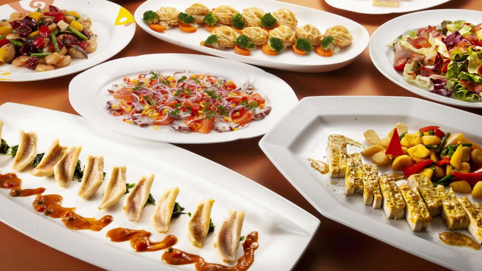 Kokusaikan Pamir [banquet plan] Western cuisine / Chinese cuisine ¥ 7,000