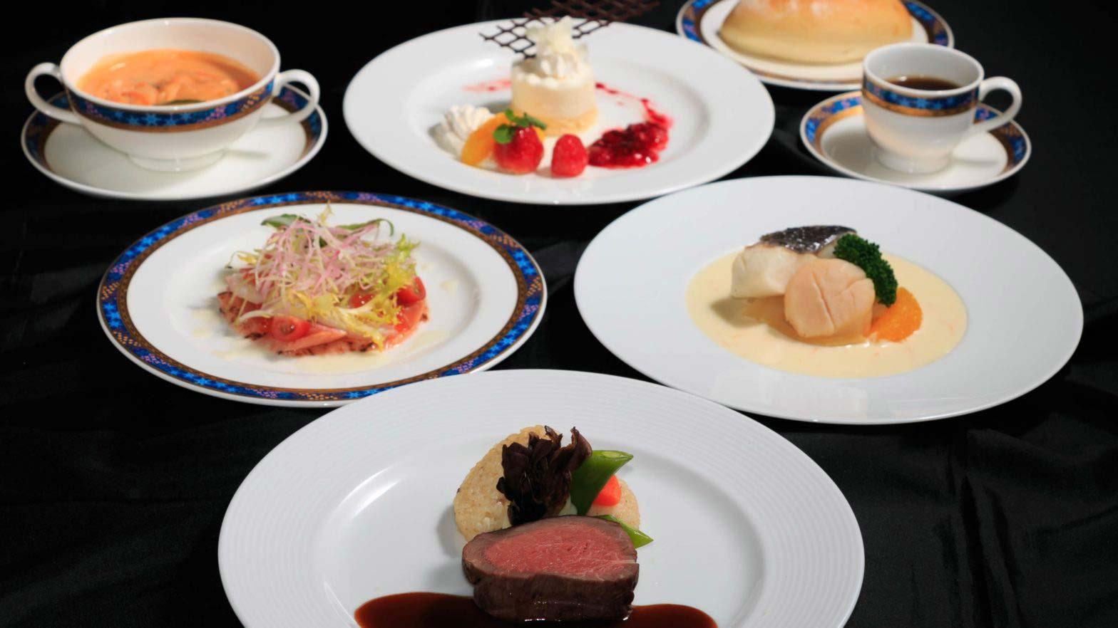 Kokusaikan Pamir [banquet plan] Western food course ¥ 10,000