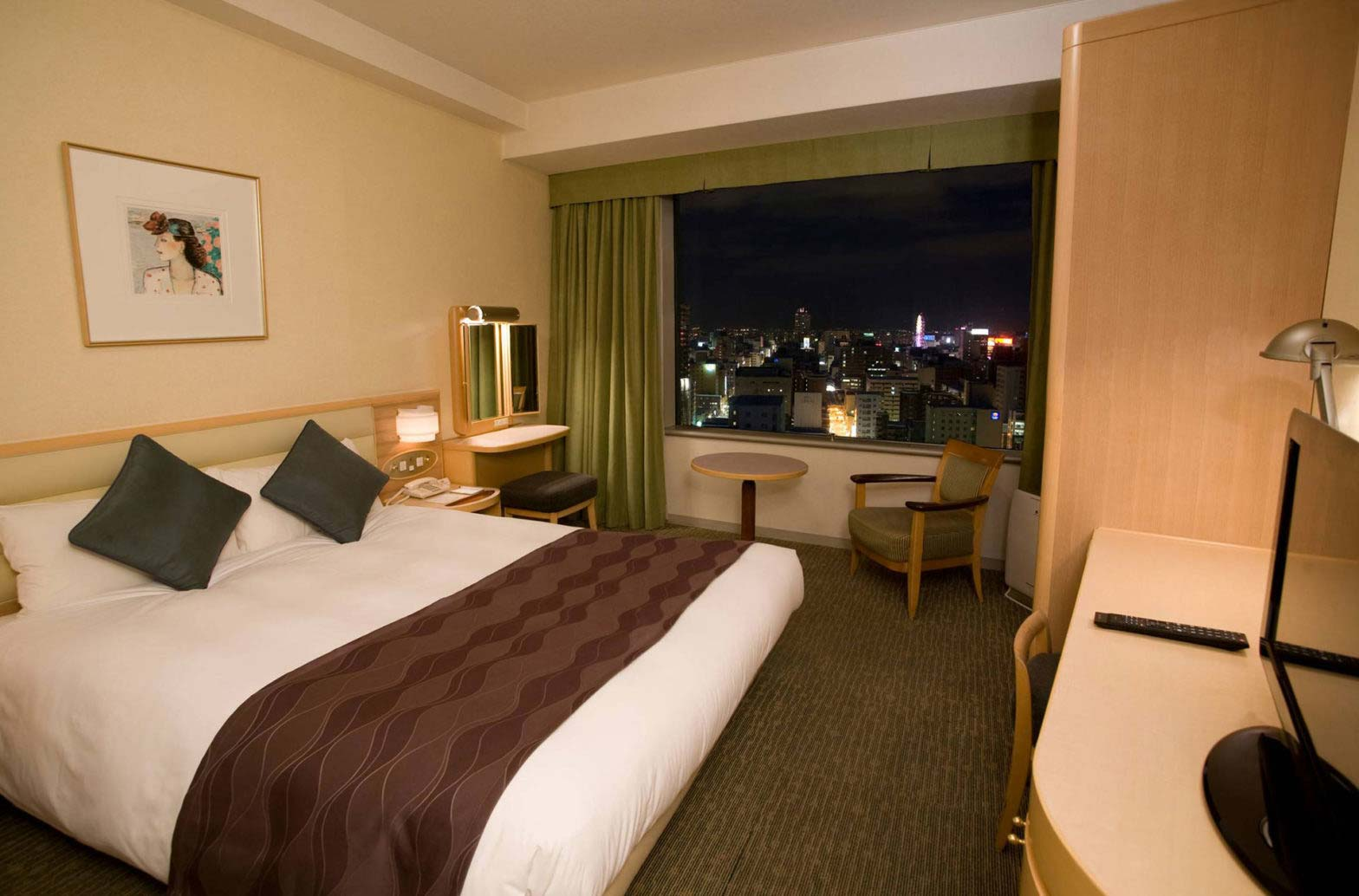 Superior Double Room (15F – 21F)