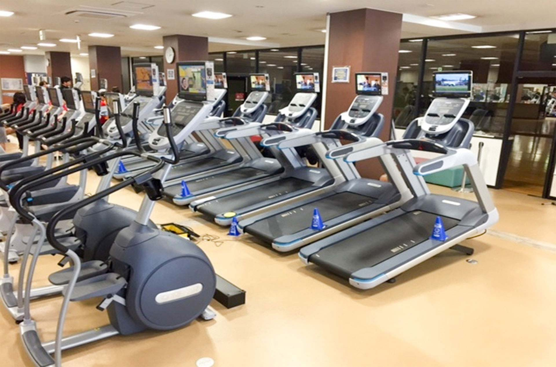 Central Wellness Club Sapporo (Associated sports gym outside of the Hotel)