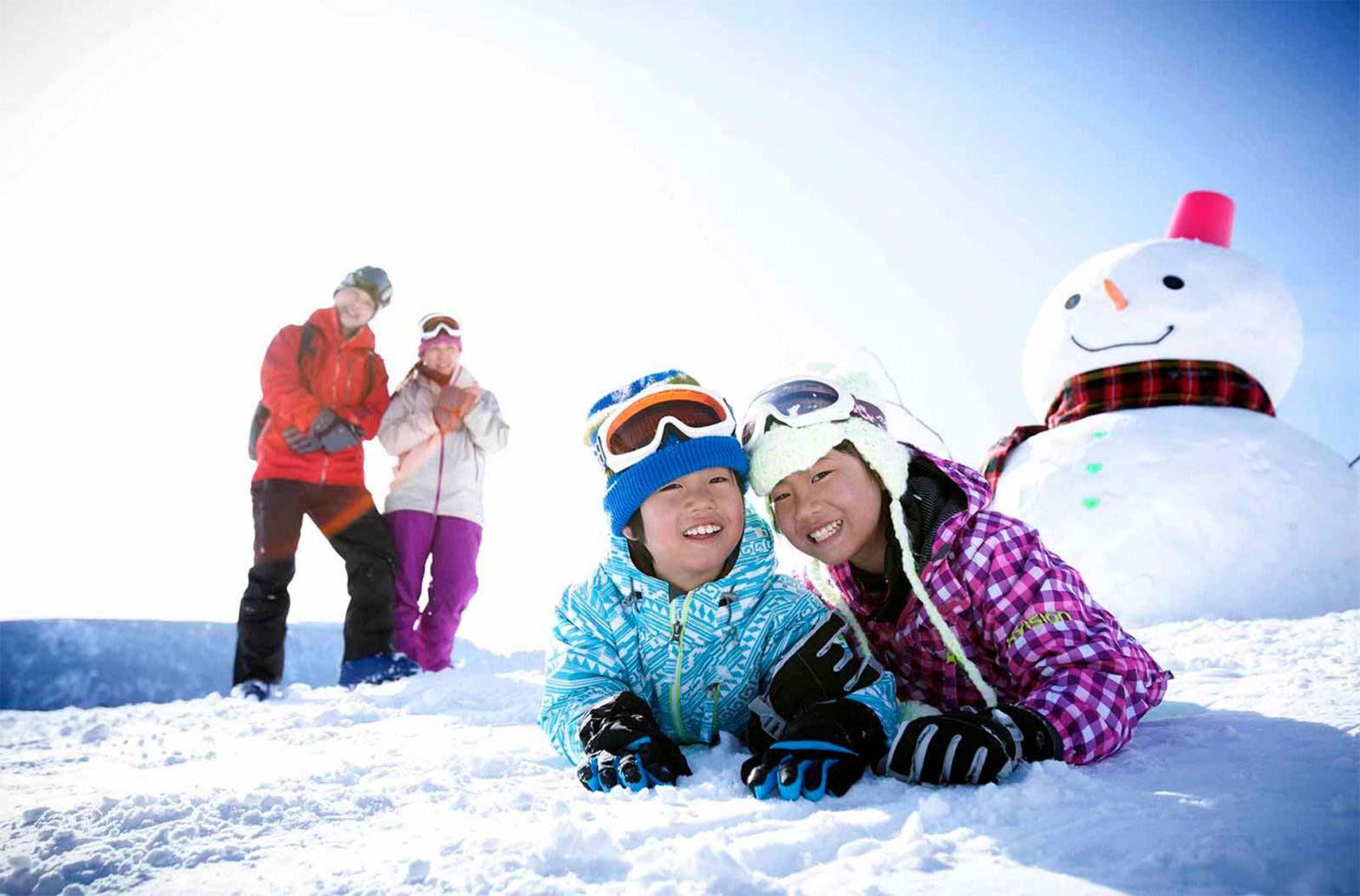 일본의 겨울을 느끼는 여행