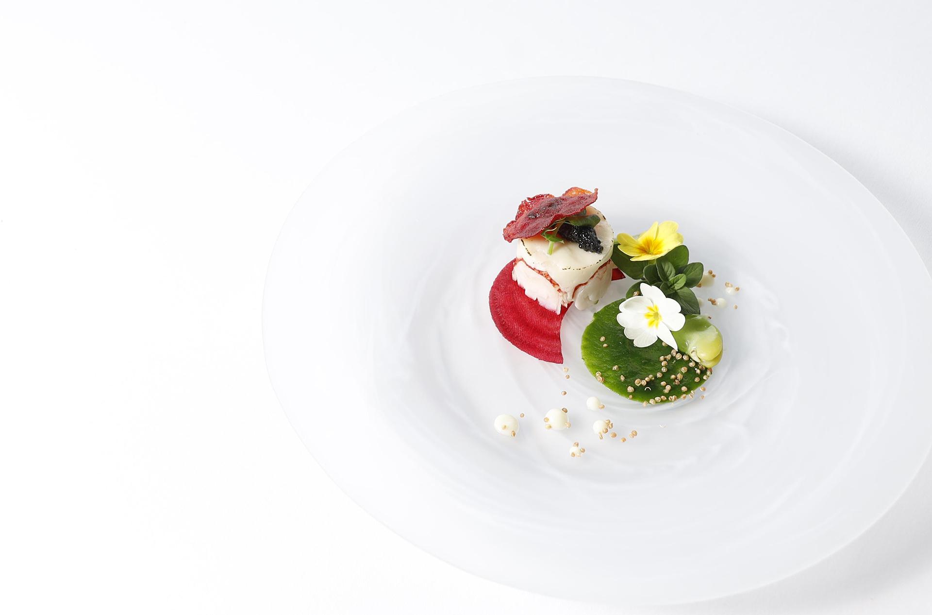 프랑스식 레스토랑 '트리아논'