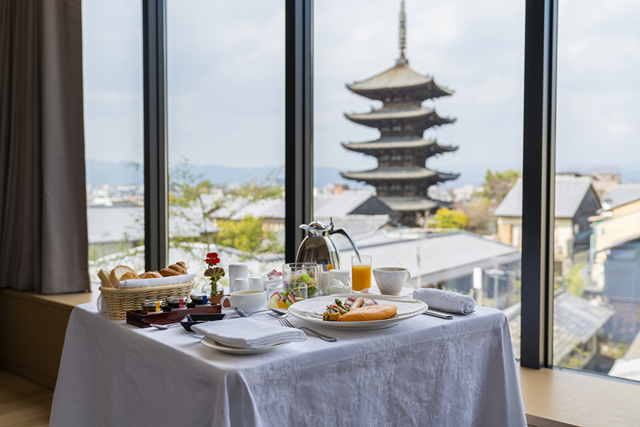 60 Days Advance Members: A Holiday in Kyoto – Bed & Breakfast