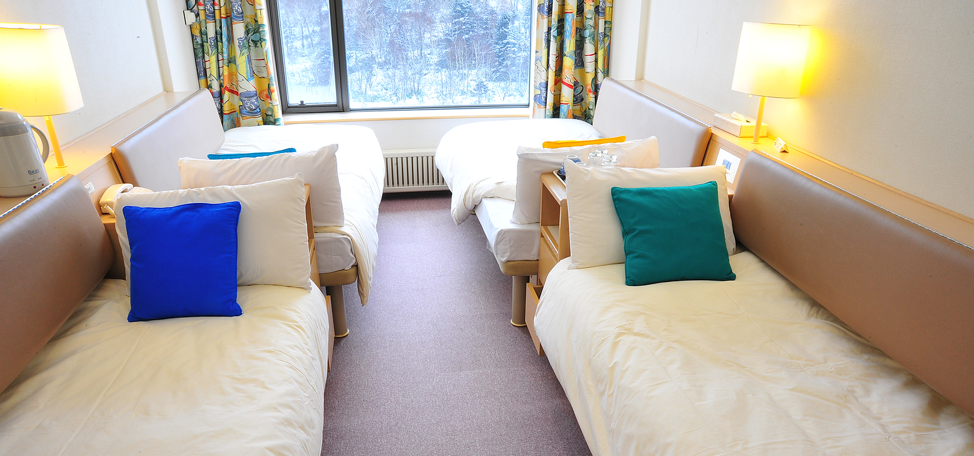 Quad Room – WEST bldg.