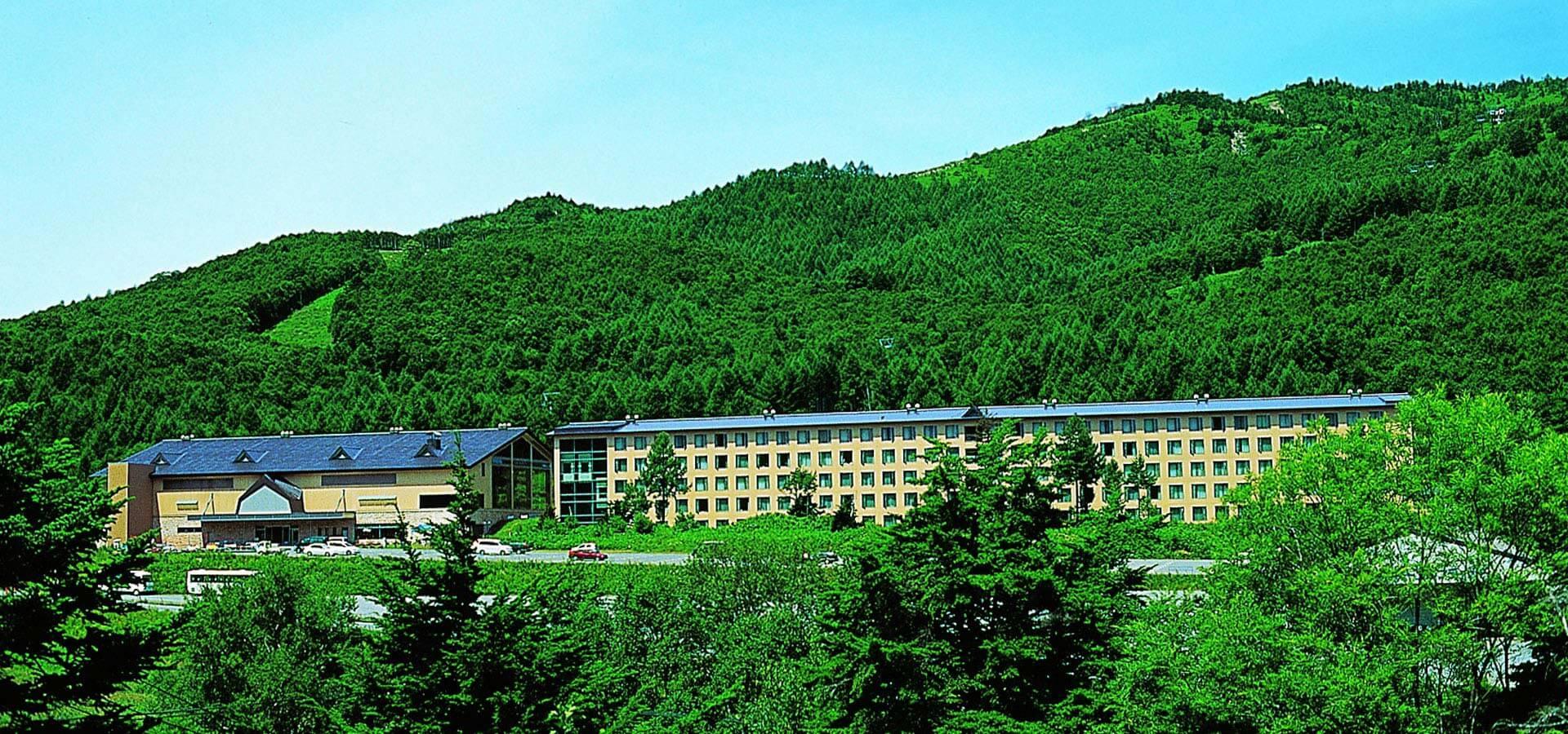 志賀高原王子大飯店