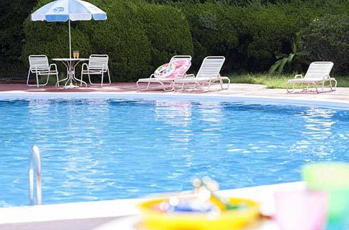 花園游泳池