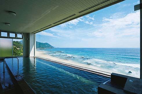 Scenic Onsen Hot Springs