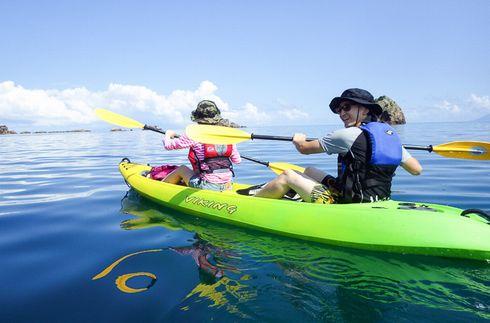 Kaito海上皮劃艇教習所