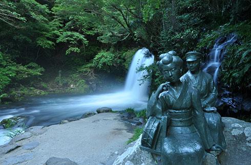 Kawazu Nanadaru(Kawazu 7 waterfalls)