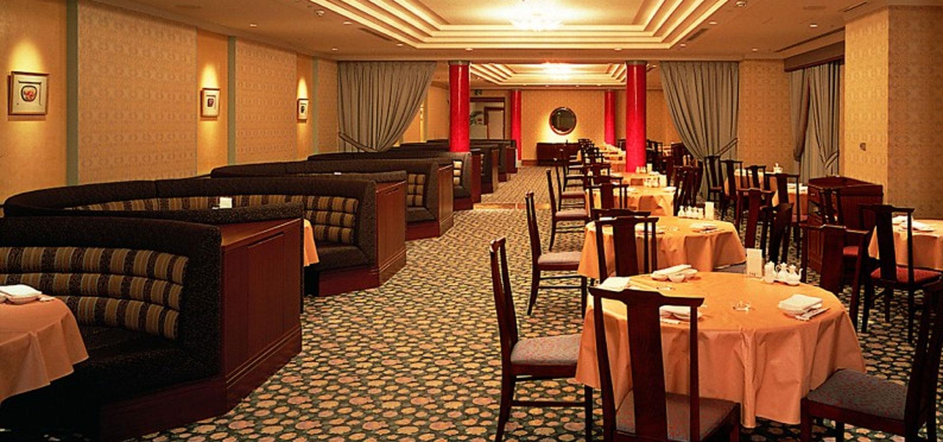 Chinese Restaurant Shinagawa Daihanten