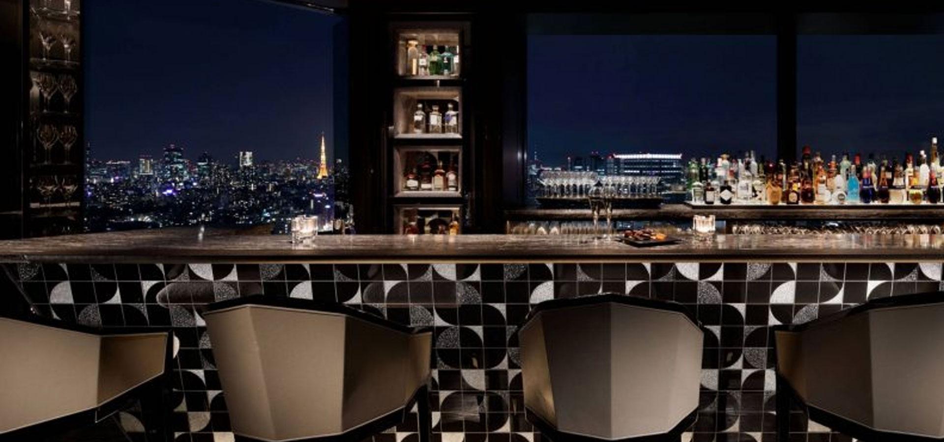 Dining Bar Table 9 Tokyo