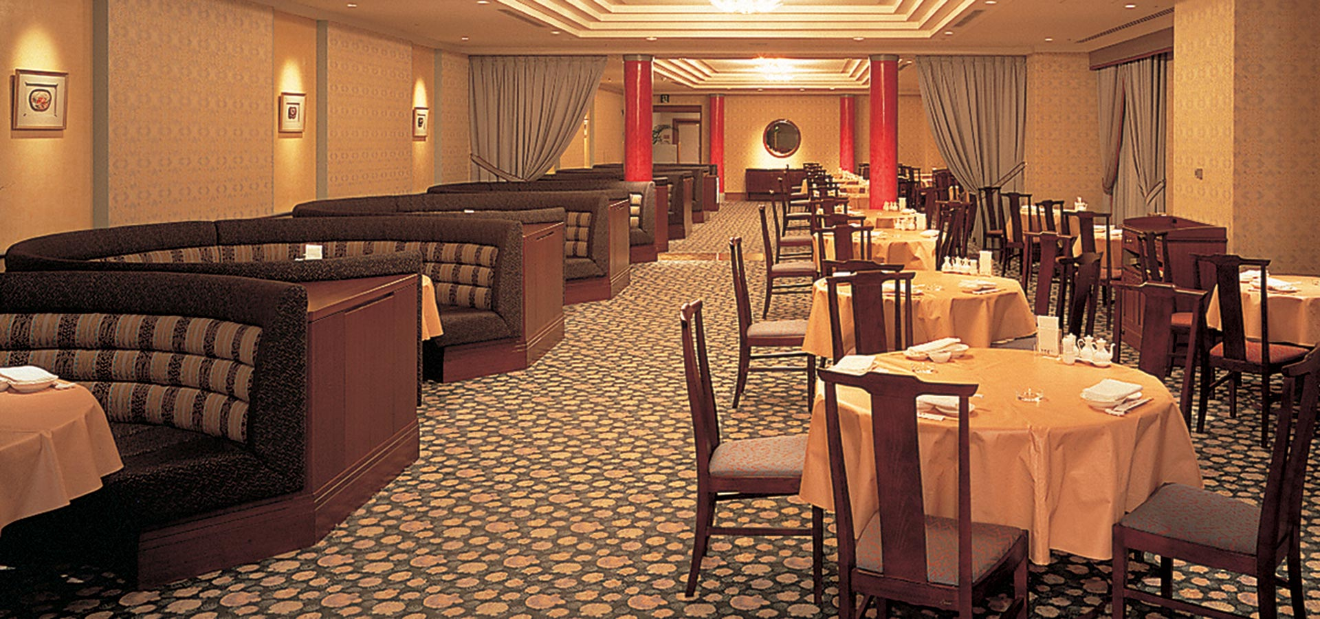 品川大飯店·中餐