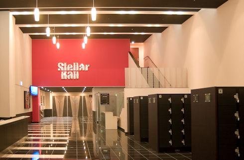 """音乐厅""""Stellar Ball"""""""