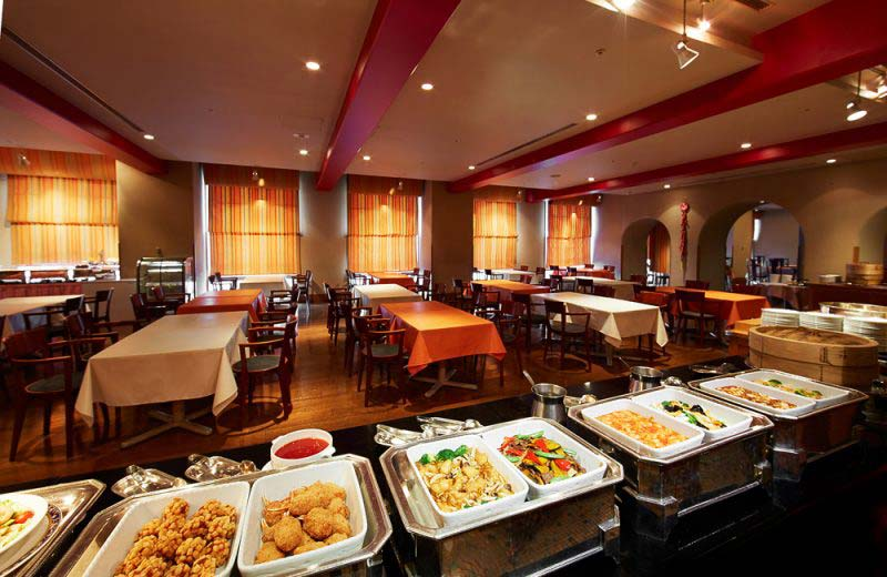 Chinese Buffet Songoku