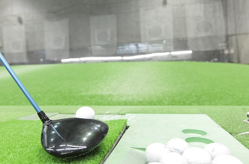 Golf Practice and Stay [ Room only ]