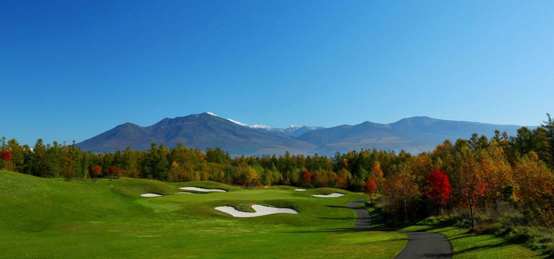 富良野高爾夫球場(36洞)