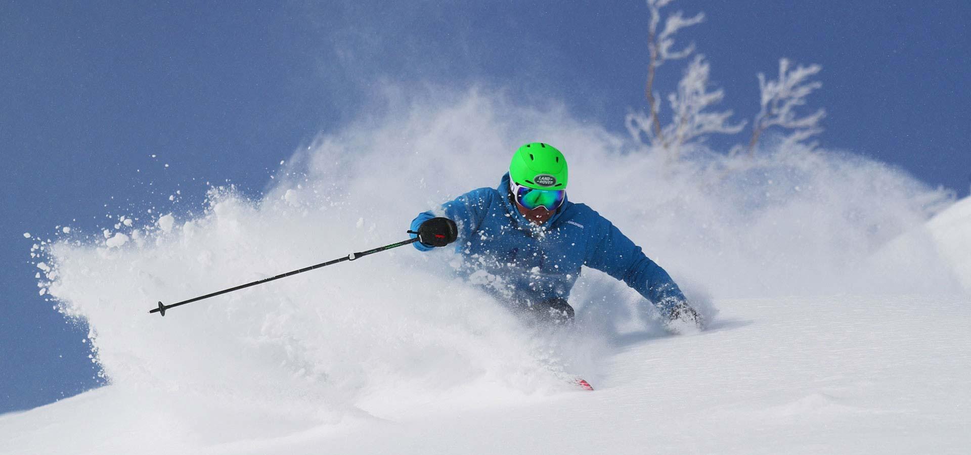 富良野 滑雪區