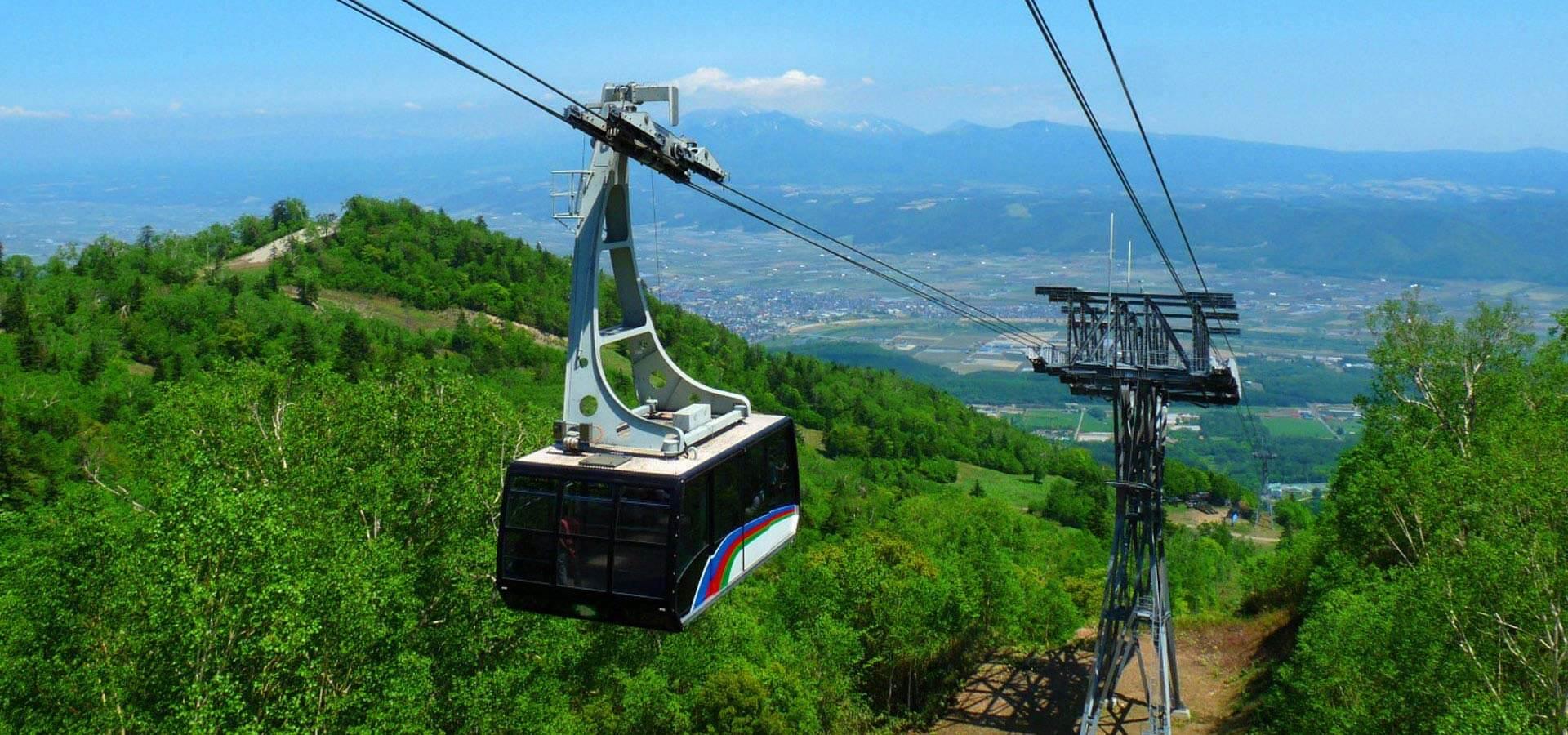 Furano Ropeway (Cable Car)