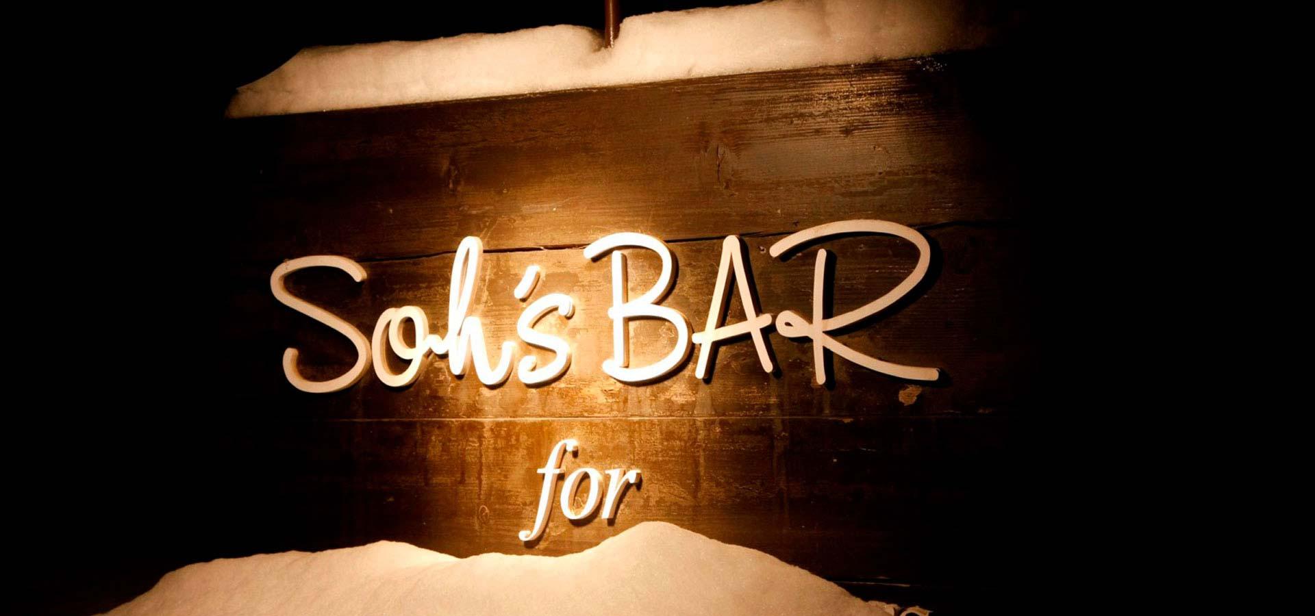 Soh's BAR