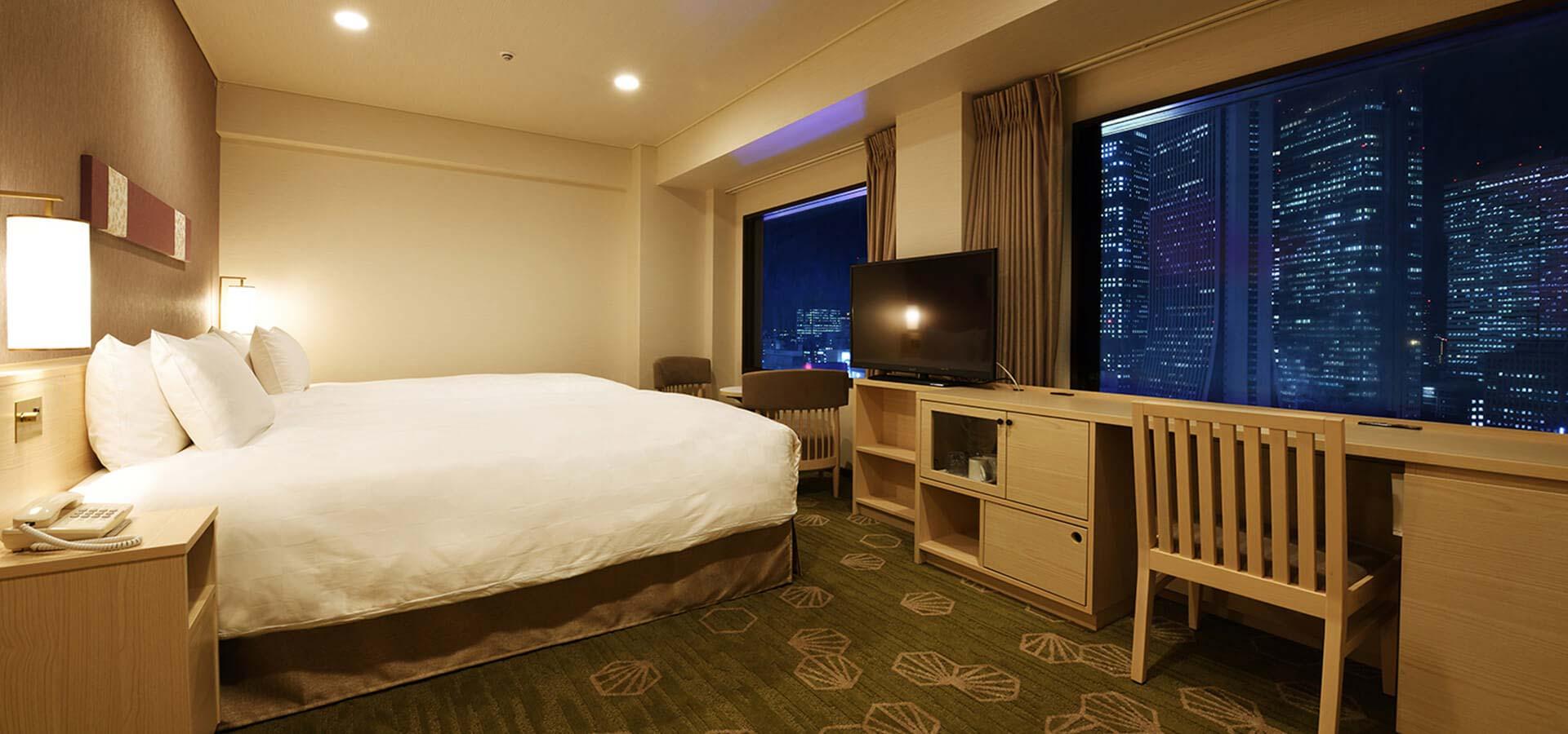 豪華雙床房(新改裝)