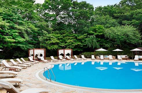 Diamond游泳池 (16岁以上的客人限定)