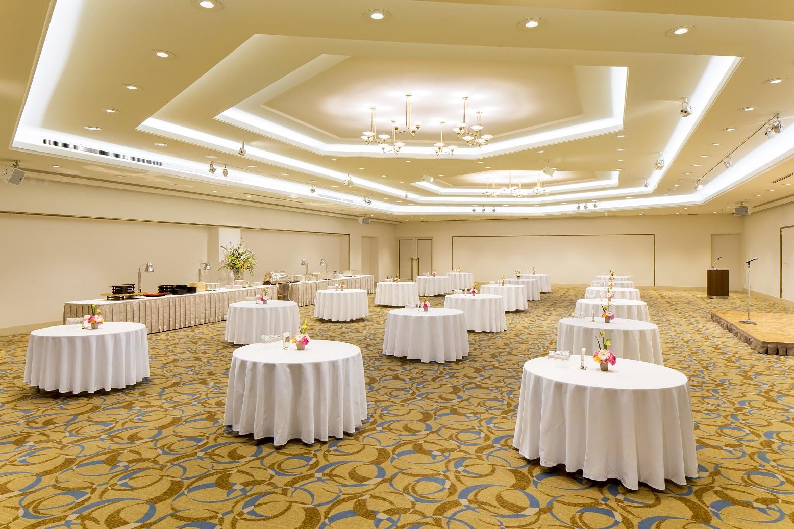 Medium Size Banquet Halls - Shin Yokohama Prince Hotel
