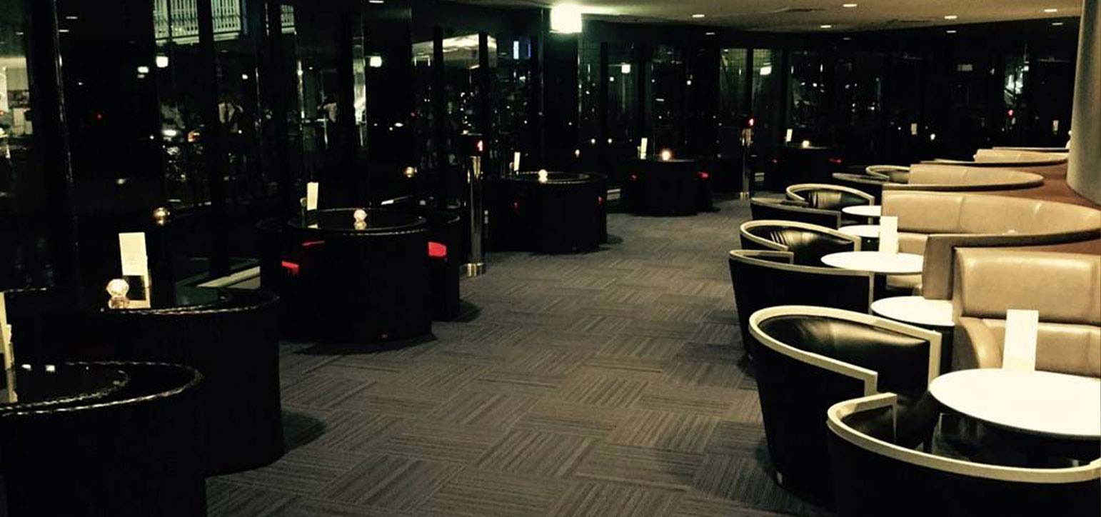 Lobby Lounge ROSSO