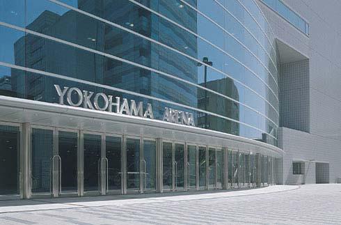 横滨圆形竞技场