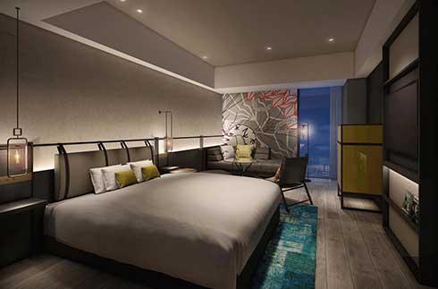 Standard King Rooms