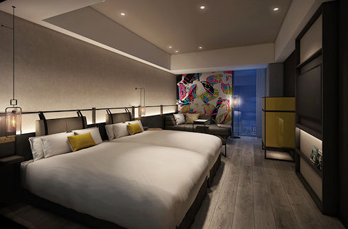 Standard Twin Rooms