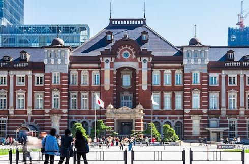 Tokyo Station/Marunouchi