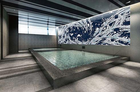 Large Communal Baths